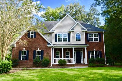 Summerville Single Family Home For Sale: 100 Duck Blind Court
