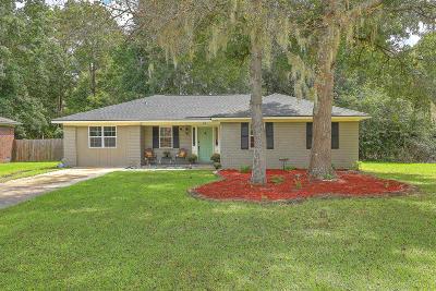 Single Family Home For Sale: 412 Brailsford Boulevard