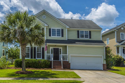 Mount Pleasant SC Single Family Home For Sale: $430,000