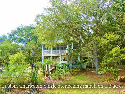Edisto Island SC Single Family Home For Sale: $544,500