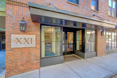 Charleston Attached For Sale: 21 George Street #402