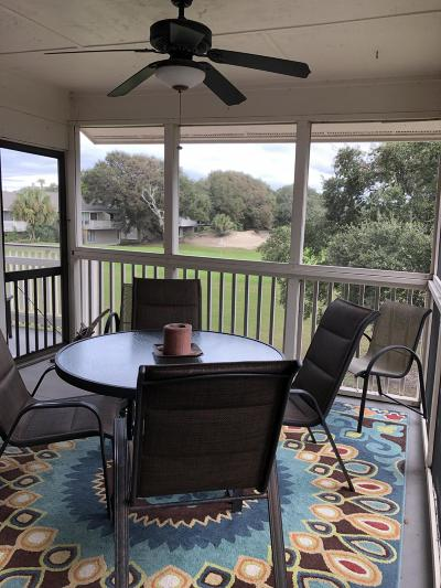 Awendaw, Wando, Cainhoy, Daniel Island, Isle Of Palms, Sullivans Island Timeshare For Sale: 13 Fairway Dunes Lane #13