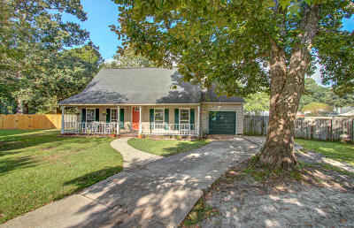 North Charleston Single Family Home For Sale: 4924 Boykin Drive