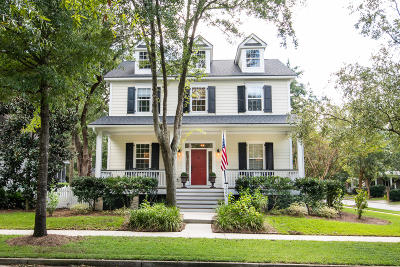 Charleston Single Family Home Contingent: 1009 Blakeway Street