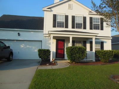 Single Family Home For Sale: 112 Blue Jasmine Lane