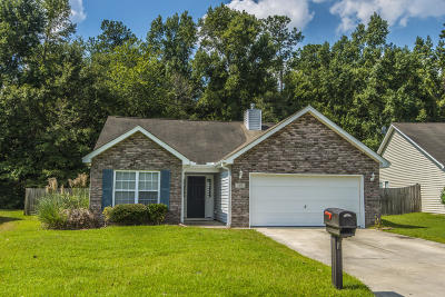 Summerville Single Family Home For Sale: 193 Pemberly Boulevard