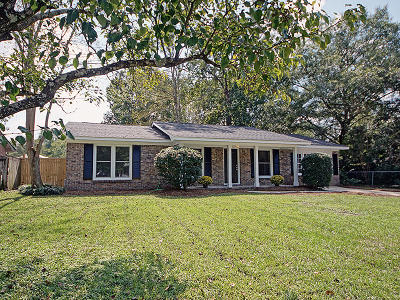 Summerville Single Family Home For Sale: 202 Judith Drive