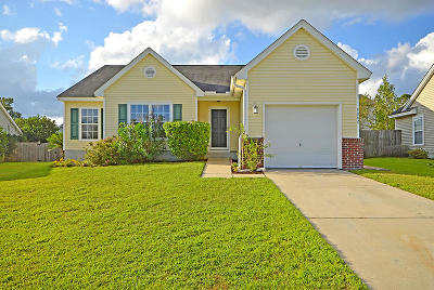 Dorchester County Single Family Home For Sale: 5062 Carrington Court