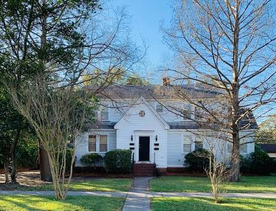 Charleston Single Family Home For Sale: 121 Hester Street
