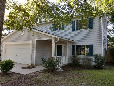 Summerville Single Family Home For Sale: 412 Catawba Drive