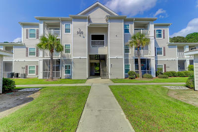 Charleston County Attached For Sale: 1300 Park West Boulevard #910
