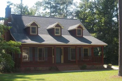 Walterboro Single Family Home Contingent: 103 Fairview Avenue