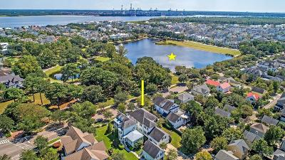 Charleston Single Family Home For Sale: 2401 Daniel Island Drive