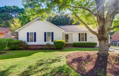 Goose Creek Single Family Home For Sale: 14 Bayshore Boulevard