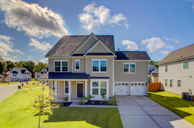 Ladson Single Family Home Contingent: 9737 Table Mountain Lane