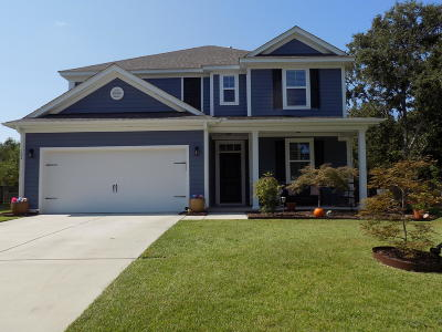 Summerville Single Family Home For Sale: 104 Long Needle Lane