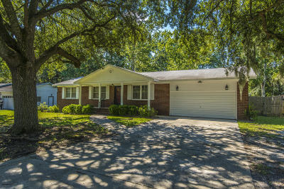 Ladson Single Family Home For Sale: 102 Richter Drive