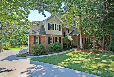Goose Creek Single Family Home Contingent: 104 Horncastle Place