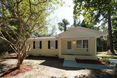 Johns Island Single Family Home For Sale: 1653 Langston Drive