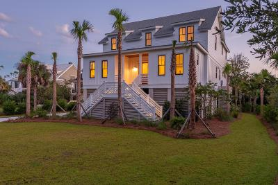 Awendaw, Wando, Cainhoy, Daniel Island, Isle Of Palms, Sullivans Island Single Family Home For Sale: 4634 Cape Island Drive