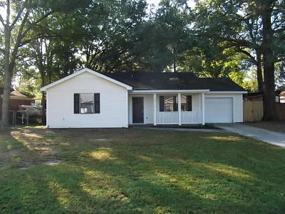 Berkeley County Single Family Home For Sale: 429 Citadel Street