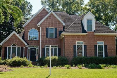 Single Family Home For Sale: 1254 Chrismill Lane