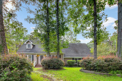 Summerville Single Family Home For Sale: 202 Nantucket Drive
