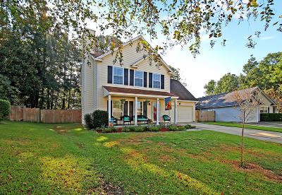 Berkeley County Single Family Home Contingent: 118 E Hartwick Lane