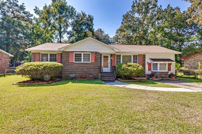 Berkeley County Single Family Home For Sale: 204 N Pandora Drive
