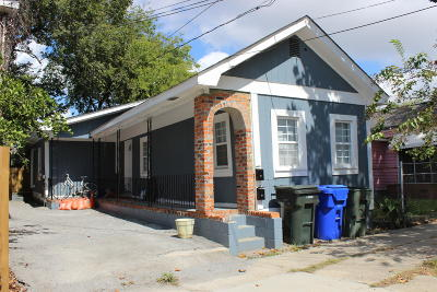 Charleston Multi Family Home For Sale: 208 Line Street