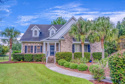 North Charleston Single Family Home For Sale: 4203 Links Court