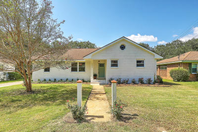Charleston Single Family Home For Sale: 343 Canterbury Road