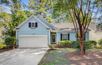 Charleston Single Family Home For Sale: 1502 Harborsun Drive
