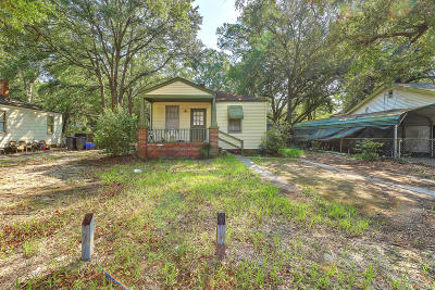 North Charleston Single Family Home For Sale: 2631 Madden Drive