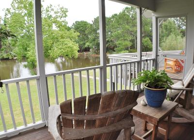 Johns Island Single Family Home For Sale: 1605 Regimental Lane