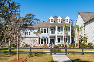 Johns Island Single Family Home Contingent: 1826 Whisperwood Road