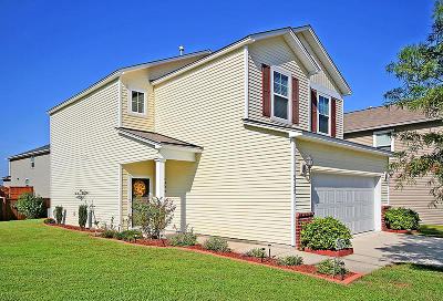 Ladson Single Family Home For Sale: 9735 Seed St