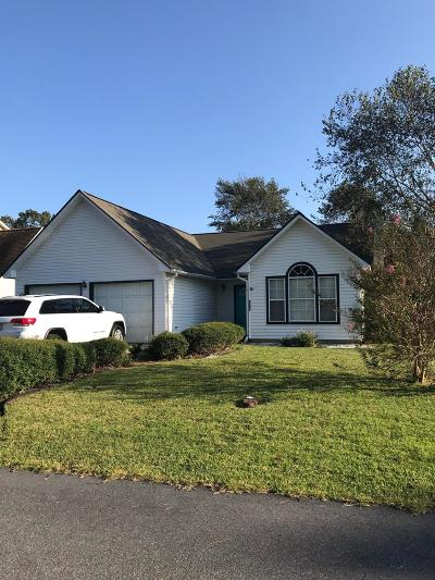 North Charleston Single Family Home For Sale: 8543 Kissemee Drive