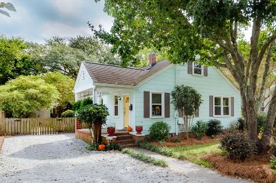 Charleston Single Family Home For Sale: 16 Lindendale Avenue