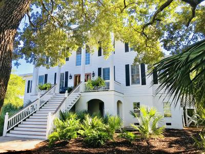 Isle Of Palms Single Family Home For Sale: 9001 Back Bay Drive