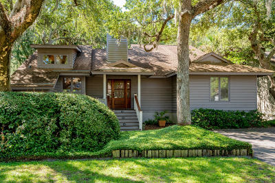 Kiawah Island Single Family Home For Sale: 418 Amaranth Road