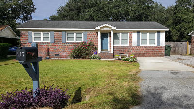 Goose Creek Single Family Home For Sale: 417 Amy Drive