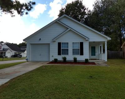Summerville Single Family Home For Sale: 1106 Douglas Wayne Road