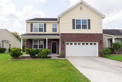 Charleston Single Family Home For Sale: 3141 Cold Harbor Way Way