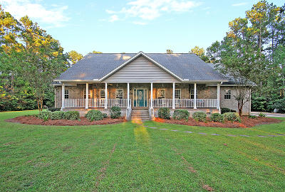 Summerville Single Family Home Contingent: 213 Yearling Drive