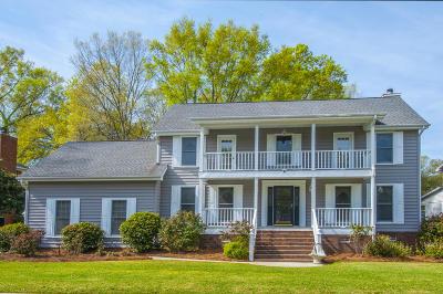 Charleston Single Family Home For Sale: 2629 Marsh Creek Drive