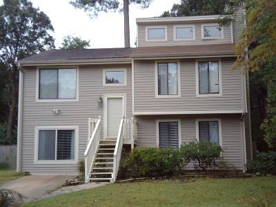 Goose Creek Single Family Home For Sale: 106 Bridgecreek Drive