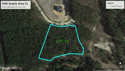 Awendaw Residential Lots & Land For Sale: 7565 Seattle Slew Court