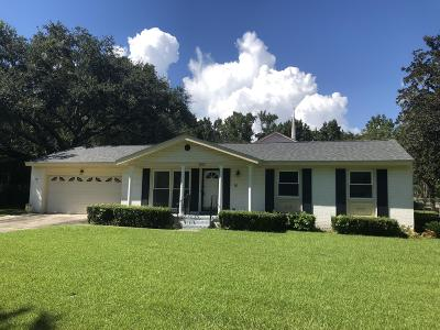 Charleston Single Family Home For Sale: 1146 Symmes Drive