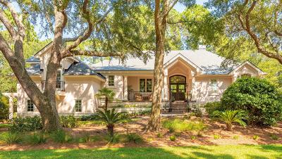 Johns Island Single Family Home For Sale: 2792 Little Creek Road